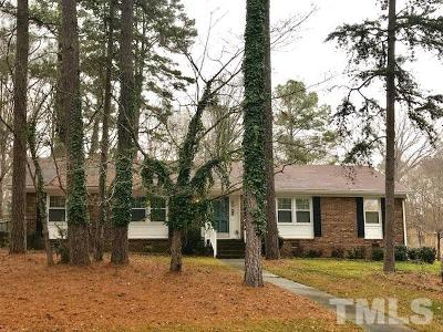 Durham Single Family Home For Sale: 2 Kitchner Court