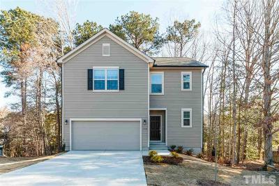 Clayton NC Single Family Home For Sale: $259,990
