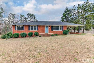 Johnston County Single Family Home For Sale: 144 Helms Dogwood Road