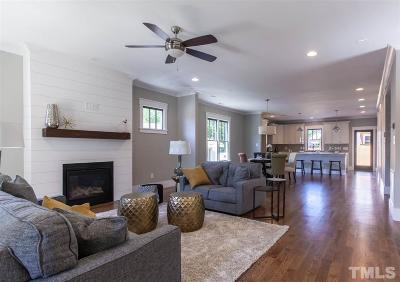 Durham Single Family Home For Sale: 105 E Enterprise Street