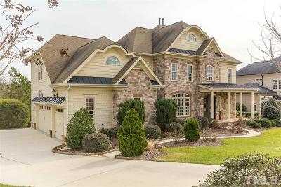 Cary Single Family Home For Sale: 7013 Copperleaf Place