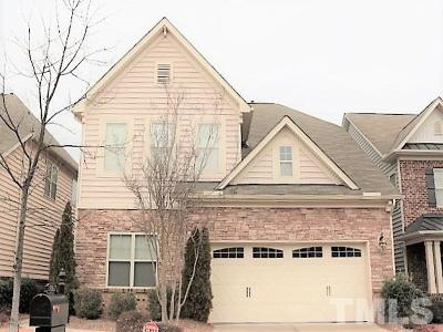 Cary NC Rental For Rent: $2,050