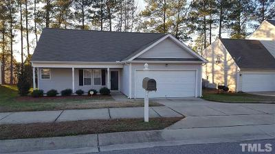 Raleigh Single Family Home For Sale: 3733 Blue Blossom Drive