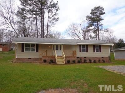 Bunn, Franklinton, Henderson, Louisburg, Spring Hope, Wake Forest, Youngsville, Zebulon, Clayton, Middlesex, Wendell, Bailey, Nashville, Knightdale, Rolesville Rental For Rent: 12019 Holmes Hollow Road