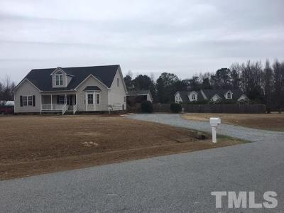 Willow Spring(s) Single Family Home For Sale: 120 Edmondson Drive