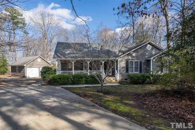 Willow Spring(S) NC Single Family Home For Sale: $215,000