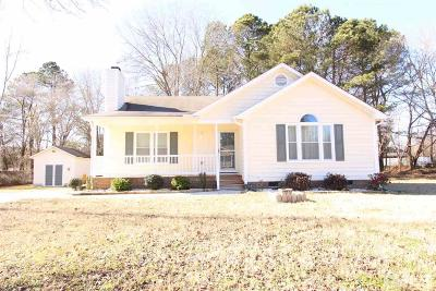 Raleigh Single Family Home For Sale: 6016 Walking Stick Trail