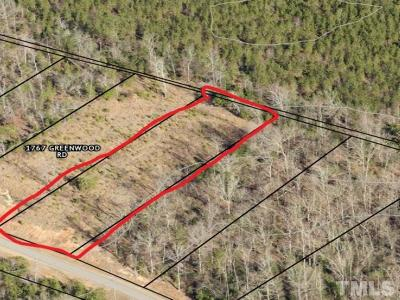 Lee County Residential Lots & Land For Sale: Lot 10 Greenwich Drive