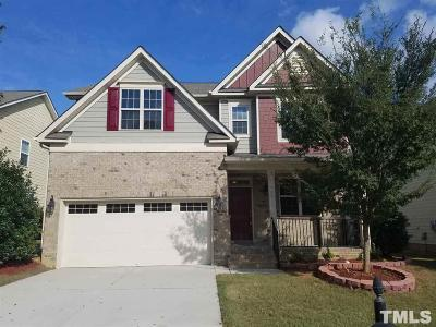 Apex NC Single Family Home For Sale: $325,000