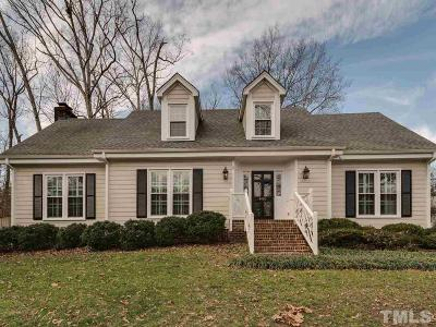 Raleigh NC Single Family Home For Sale: $415,000