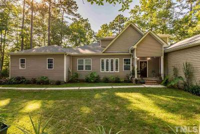 Fearrington Single Family Home For Sale: 890 Ashton