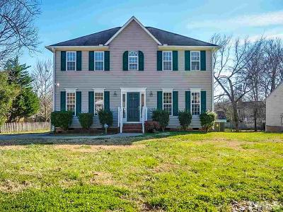Durham Single Family Home For Sale: 5312 Stardust Drive
