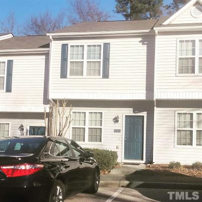Durham Townhouse For Sale: 120 Blue Crest Lane