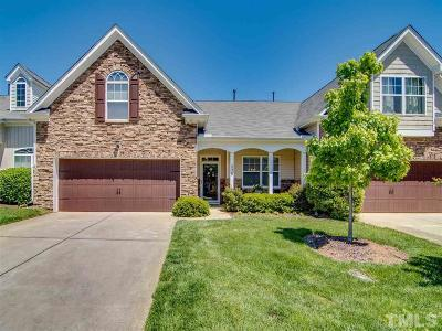 Apex Townhouse For Sale: 278 Meadow Beauty Drive
