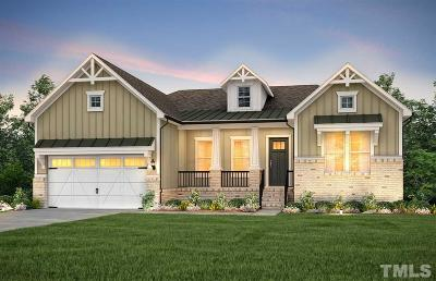 Single Family Home For Sale: 129 Damsire Way #MF Lot #
