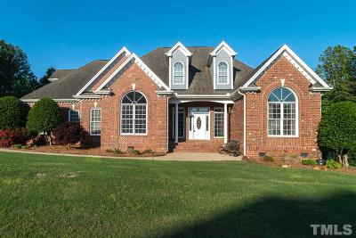 Johnston County Single Family Home For Sale: 202 Ivey Gate Lane