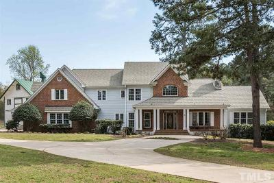 Wake Forest Single Family Home For Sale: 2005 Rolling Rock Road