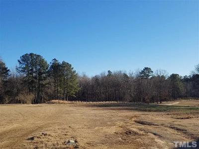 Clayton Residential Lots & Land Contingent: 1000 Riverwood Drive