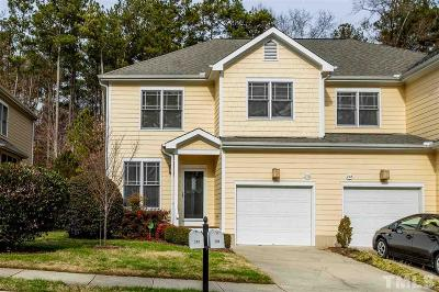 Chapel Hill Townhouse Contingent: 210 Bluefield Road