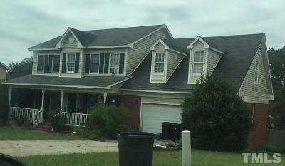 Cumberland County Single Family Home For Auction: 5313 Miranda Drive