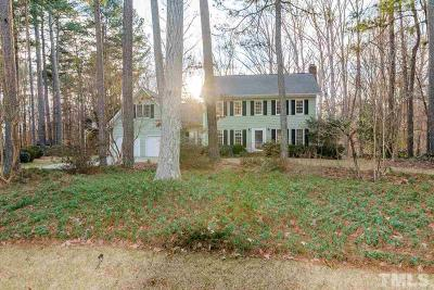 Wake County Single Family Home For Sale: 2824 Mattlyn Court