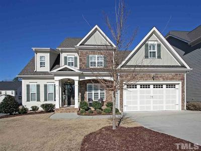 Cary Single Family Home For Sale: 2764 Belmont View Loop