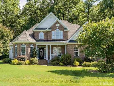 Garner Single Family Home For Sale: 1025 Grissom Farm Road