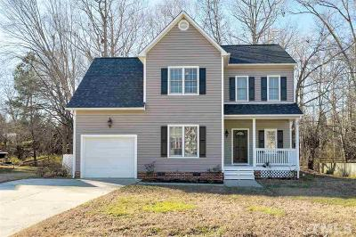 Windward Pointe Single Family Home Contingent: 709 Guadeloupe Court