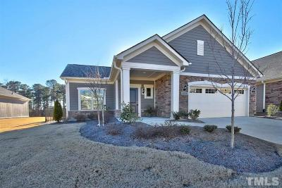 Wake Forest Single Family Home For Sale: 1524 Fountainview Drive