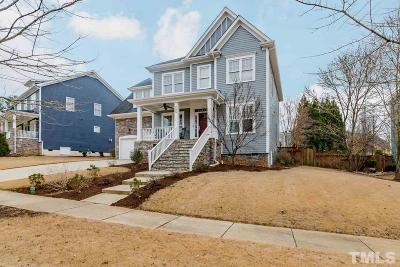 Holly Springs Single Family Home Contingent: 205 Brookberry Road