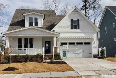 Knightdale Single Family Home For Sale: 776 Fireball Court