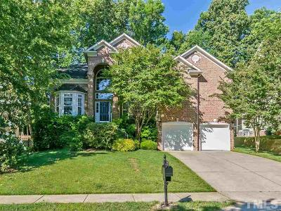 Wakefield Single Family Home For Sale: 12450 Pawleys Mill Circle