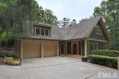 Chapel Hill Single Family Home For Sale: 23104 Umstead