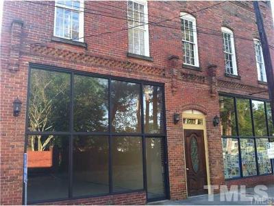 Harnett County Commercial For Sale: 821 S 8th Street