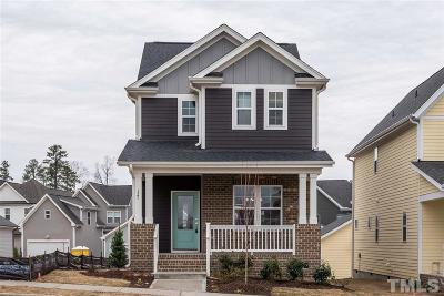 Chapel Hill Single Family Home Pending: 2317 Great Ridge Parkway #1445