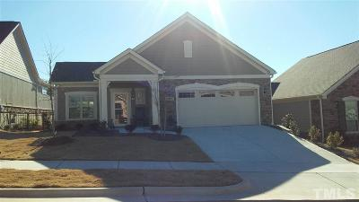 Cary Single Family Home For Sale: 1417 Abbotsford Way