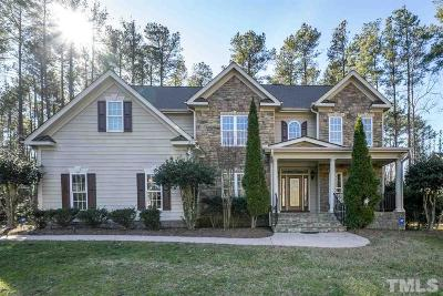 Pittsboro Single Family Home For Sale: 99 Grove Park Circle