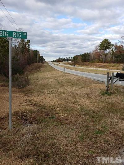 Residential Lots & Land For Sale: Us 1 Highway