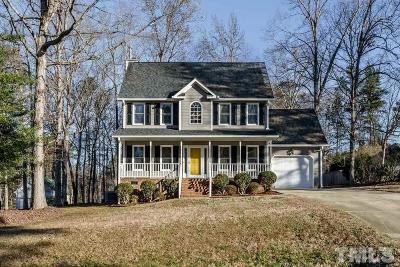 Single Family Home Pending: 3600 S Pointe Drive