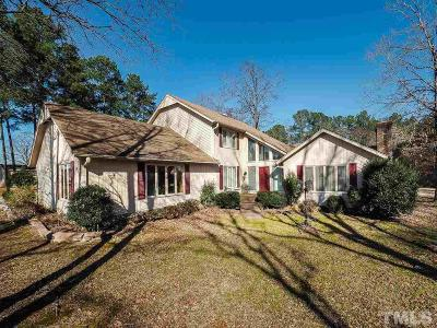 Morrisville Single Family Home For Sale: 5052 Nelson Road