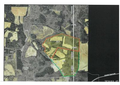 Granville County Residential Lots & Land For Sale: 7159 Clarence Green Road