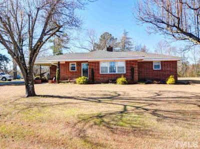 Kenly Single Family Home For Sale: 130 Bagley Road