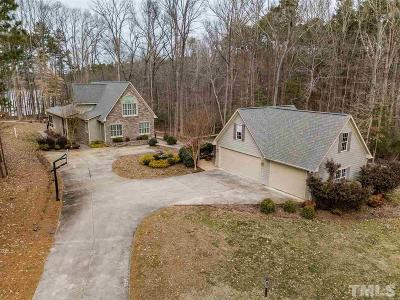 Henderson NC Single Family Home Contingent: $600,000