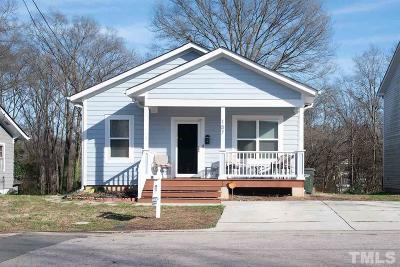 Durham Single Family Home For Sale: 107 S Maple Street