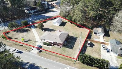Raleigh Commercial For Sale: 2313 Trawick Road