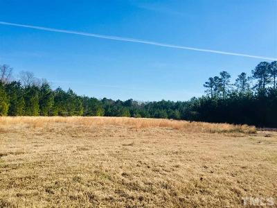 Apex Residential Lots & Land For Sale: 554 New Hope Church Road