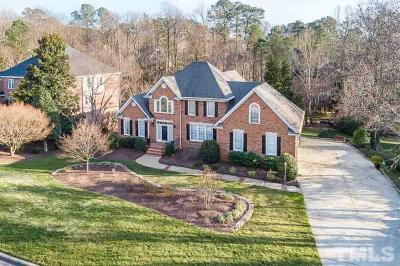 Cary Single Family Home For Sale: 303 Midenhall Way