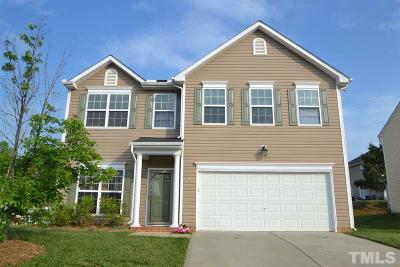 Wake Forest Rental For Rent: 705 Stackhurst Way