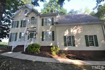 Johnston County Rental For Rent: 604 Birkdale Drive