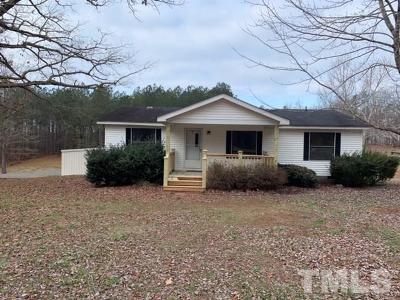 Oxford Single Family Home For Sale: 1771 Mountain Creek Road